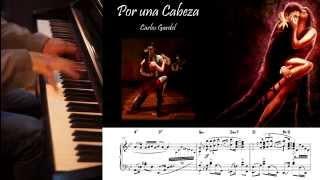 """""""Por una cabeza"""" - Piano cover"""
