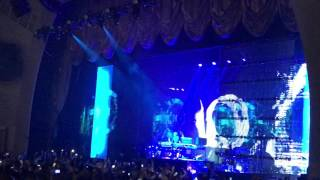 Oxygene 4,  Jean-Michel Jarre at Radio City New York, 5/20/2017