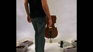 Creating a Cello out of LEGO