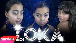 PARÓDIA ♫ | SIMONE & SIMARIA - LOKA ft. ANITTA (LOTA)