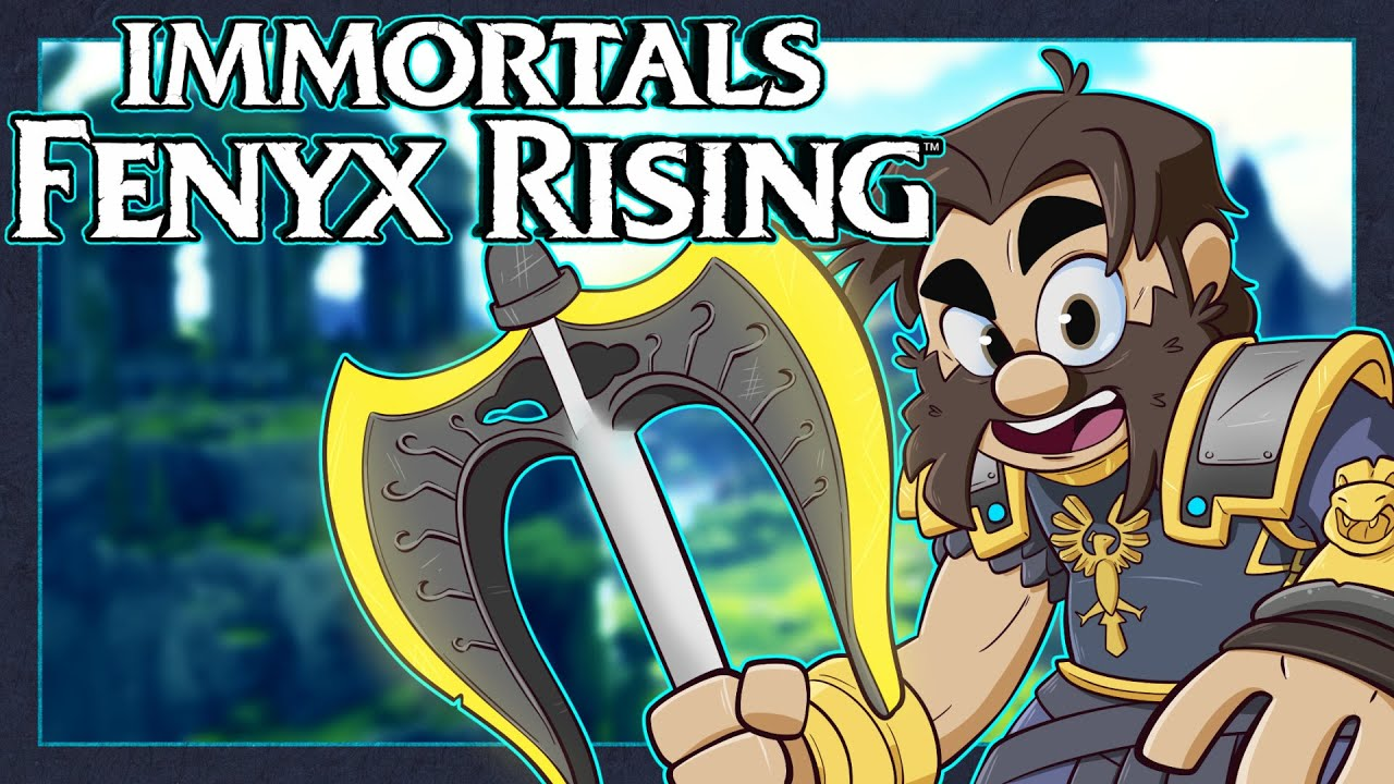 The Completionist - Immortals Fenyx Rising - My First Impressions