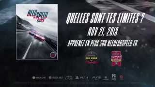 NEED FOR SPEED RIVALS Bande Annonce VF Cin matique omFbpQ WnO8