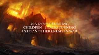 Xandria - Nightfall (lyrics)