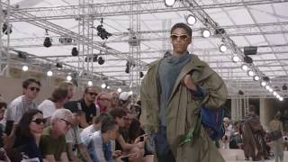 Live: The Louis Vuitton Men's Spring-Summer 2018 Fashion Show