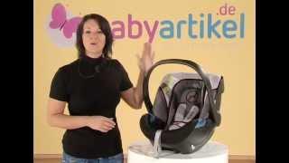 CYBEX Aton - Babyschale Gr. 0+   Babyartikel.de