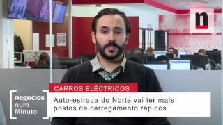 O que está previsto para os postos de carregamento para carros eléctricos