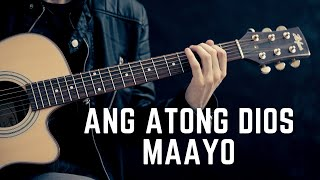 ANG ATONG DIOS MAAYO with Lyrics | New Creation Church Cebu
