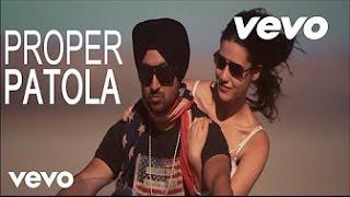 Proper Patola [BASS BOOSTED] | Diljit Dosanjh feat. Badshah | Latest Punjabi Songs 2016