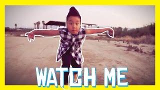 SILENTO -  Watch Me (Whip/Nae Nae) #WatchMeDanceOn   Aidan Prince
