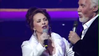 Kenny Rogers & Sheena Easton - We've Got Tonight LIVE