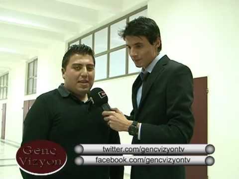 Genç Vizyon Programı Hasan Basri İpek & Lütfi Öztaylan röportaj :)