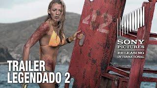 Águas Rasas | Trailer legendado 2 | Hoje nos cinemas