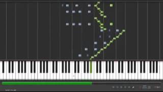 Rachmaninoff Bumblebee original 50% speed
