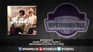 Ar-Ab Ft. Dark Lo - Blow 3 [Instrumental] (Prod. By V. Don) + DL via @Hipstrumentals