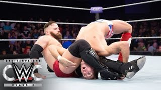 Zack Sabre Jr. vs. Tyson Dux - First Round Match: Cruiserweight Classic, July 27, 2016