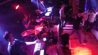 The Mob - Sail (Awolnation cover) HD live in Mojo Club Bucharest