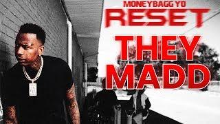 "MoneyBagg Yo ""They Madd"" Beat Instrumental Remake | Reset Type Beat | FREE DOWNOAD | New 2019"