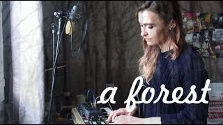 A Forest | The Cure (guitar & microkorg cover)