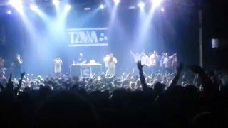 Τζαμάλ - Αμαρτωλή Πόλη feat. ΜΚ, Ζήνων live @ Peiraios Academy (15/4/2016)