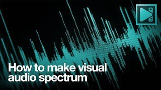 How to work with Audio Spectrum in VSDC Free Video Editor