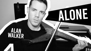 Alan Walker - ALONE (Violin Cover by Robert Mendoza) [OFFICIAL VIDEO]