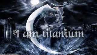 Nightcore - Titanium (+Lyrics)