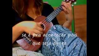 Que seja agora - Deolinda - Ukulele Cover com sotaque brasileiro