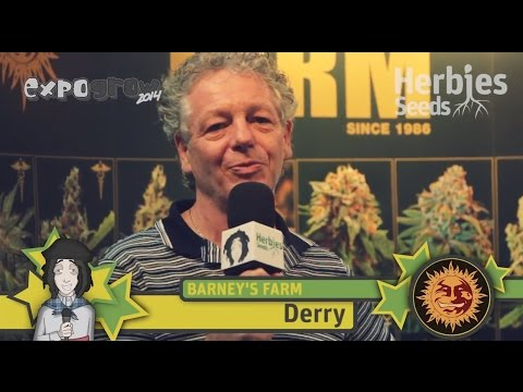 Barney's Farm @ Expogrow 2014 Irun