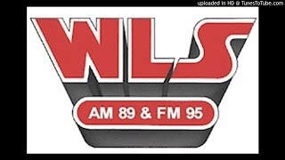 WLS Chicago - Tommy Edwards - June 1982