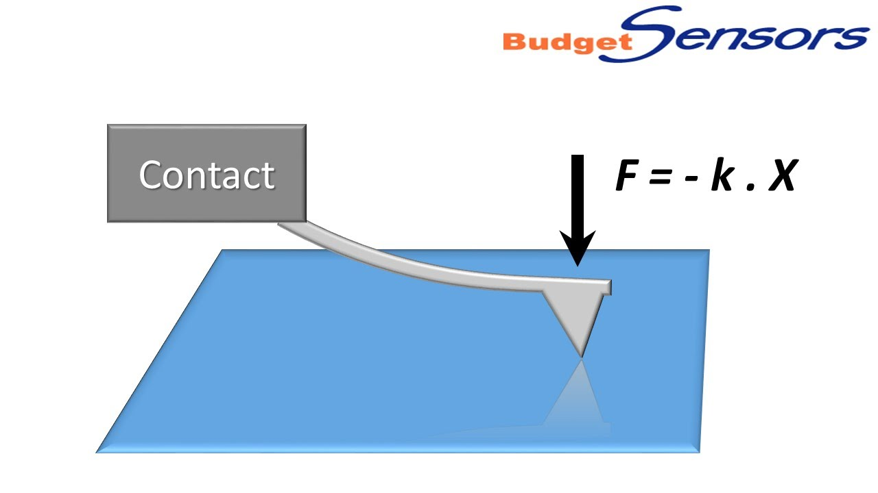 BudgetSensors Contact Series AFM Probes