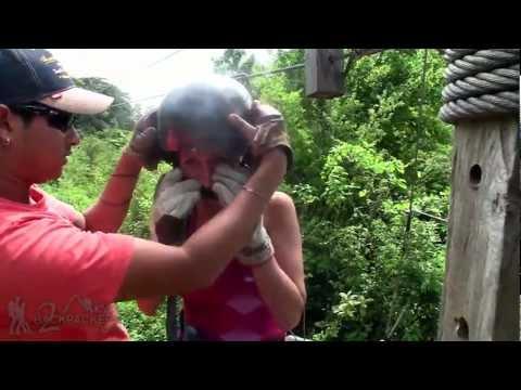 ZIP-LINING & SURFING IN SAN JUAN DEL SUR – Travel Video Ep 17
