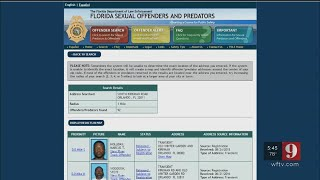 Video: 9 Investigates: More convicted sex offenders live in Orange County than other Florida countie