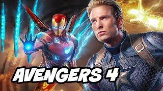 Avengers 4 Title Teaser Explained width=
