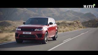 Nouveau Range Rover Sport : Les premières prises de commandes prévues en novembre