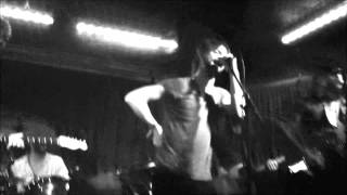 Temperance Movement- Be Lucky - Live At The Borderline 12/12/12