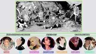 "GOT7 (갓세븐) ""Let Me"" [COLOR CODED] [ROM