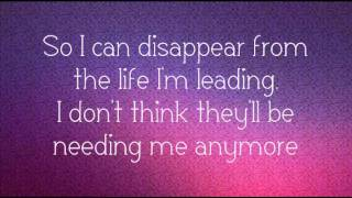 Christina Li-Disappear [With Lyrics]