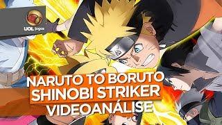 ANÁLISE: Naruto to Boruto: Shinobi Striker escorrega na falta conteúdo