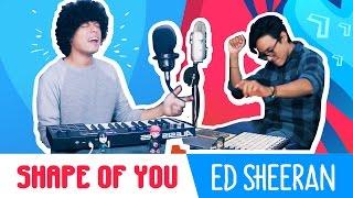 Ed Sheeran - Shape Of You (Cover Spanglish) Jack Vargas & Juanes Jaramillo