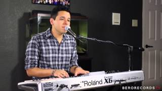 "Robbie Sanchez covers Royal Tailor's ""Hold Me Together"" LIVE"