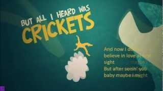 Drop City Yacht Club - Crickets ft. Jeremih ( Lyrics )