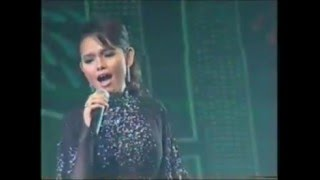 SITI NURHALIZA AT AN NJEC FUNCTION IN 2002
