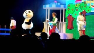 Panda Vai à Escola 4 Passeio pela cidade - Vem Que Eu Vou te Ensinar Lisboa Dez 2011