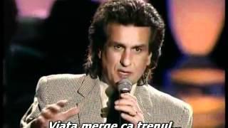 Toto Cutugno - Il treno va - subtitrat romana