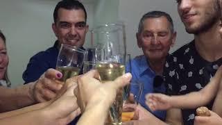 Um brinde ao nosso amor