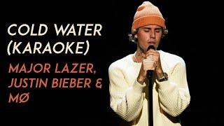 Major Lazer - Cold Water (Karaoke Version) feat. Justin Bieber & MØ
