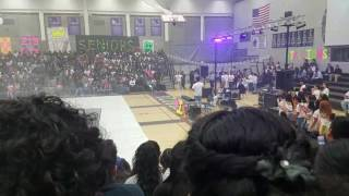 madera south high - glow in the dark rally