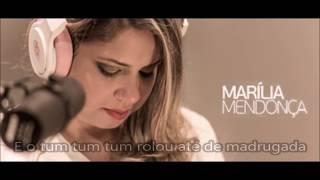 MaríliaMendonça A Voz do Coração(música e letra)