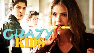 Teen Wolf || Crazy kids