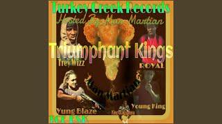 Blue Ki Blast (feat. Young King & Tommygunnz)